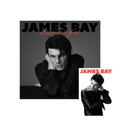 james bay: Exclusive Picture Disc Vinyl + Signed Postcard