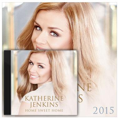 Katherine Jenkins: Katherine Jenkins Calendar + CD Bundle