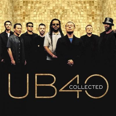 UB40: Collected: Limited Edition Red Wine Vinyl
