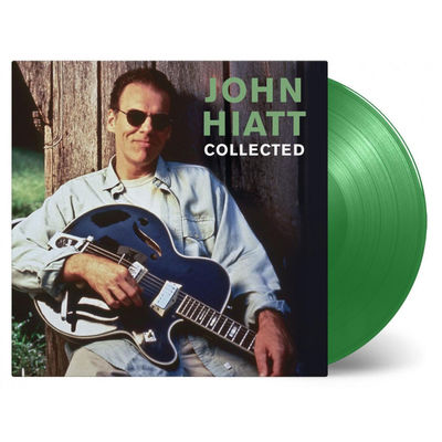 John Hiatt: Collected: Green Numbered Vinyl