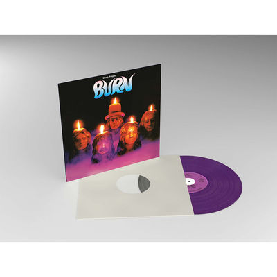 Deep Purple: Burn (Purple Coloured Vinyl)