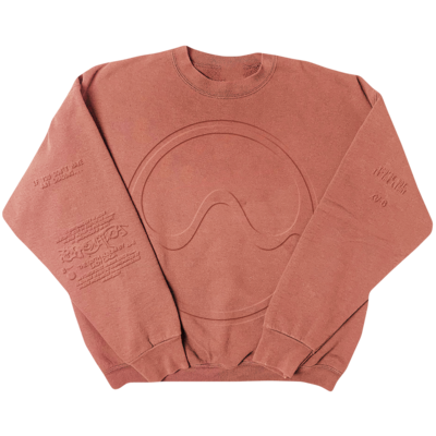 Lady Gaga: EMBOSSED CREWNECK I