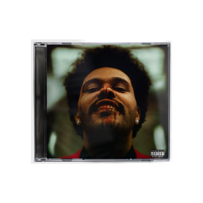 The Weeknd: AFTER HOURS JEWEL CASE CD