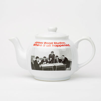 Abbey Road Studios: Where It All Happened Cafe Teapot