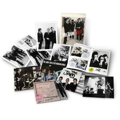 The Jam: 1977 - 40th Anniversary Box Set