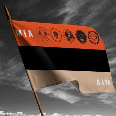 M.I.A: AIM Flag