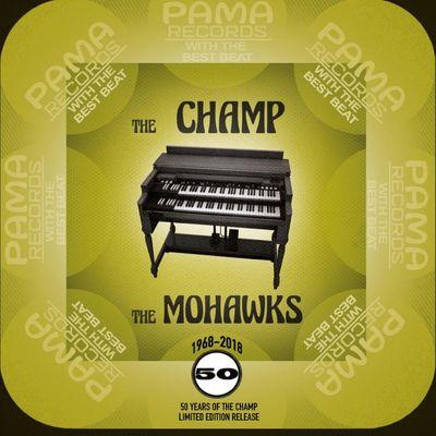 The Mohawks: The Champ: Gold Vinyl