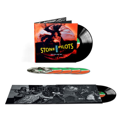 Stone Temple Pilots: Core Super Deluxe Edition