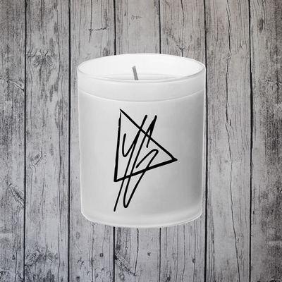 Young Guns: YG Logo Vanilla Candle