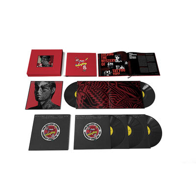 The Rolling Stones: Tattoo You (40th Anniversary Remastered Super Deluxe 5LP Boxset)