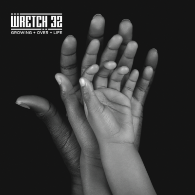 Wretch 32: Growing Over Life - CD