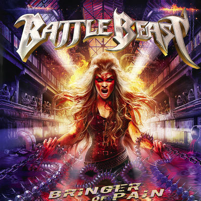 Battle Beast: Bringer Of Pain + Signed Insert