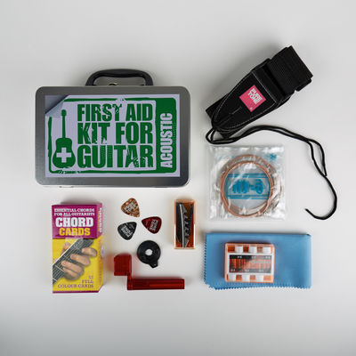 Abbey Road Studios: Acoustic Guitar First Aid Kit