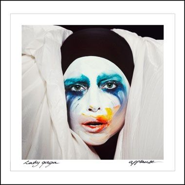 Lady Gaga: Applause CD Single
