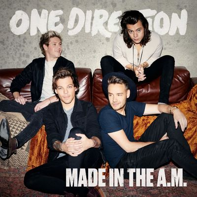 One Direction: Made In The A.M.