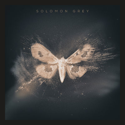 "Solomon Grey: Exclusive 12"" x 12"" print of the album artwork"