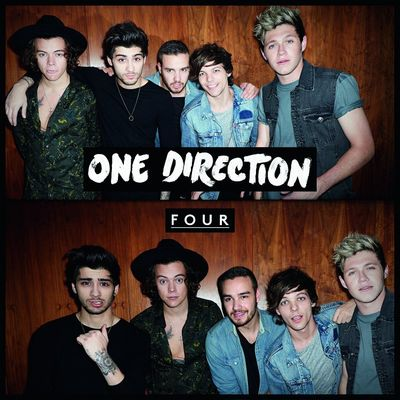 One Direction: Four (album CD)
