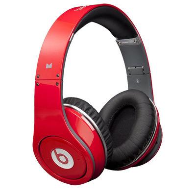 Beats: Studio On-Ear Headphones - Red