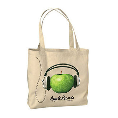 Apple Records: Official Apple Records Tote Bag