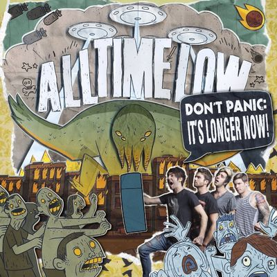 All Time Low: Don't Panic: It's Longer Now!