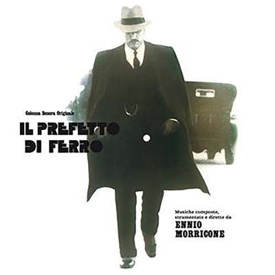 Ennio Morricone: Il Prefetto Di Ferro (Picture Disc)