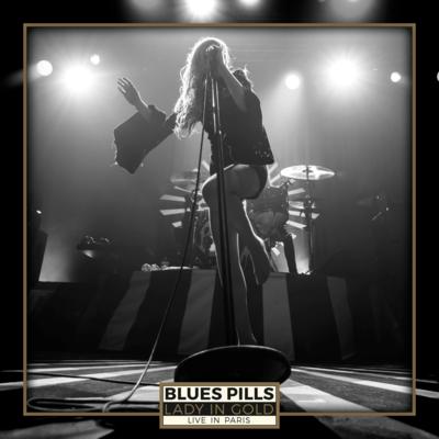 Blues Pills: Lady In Gold - Live In Paris: Ltd. Edition Gatefold Picture Disc Vinyl