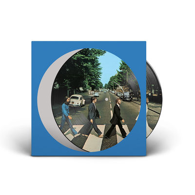 The Beatles: Abbey Road Anniversary Edition Picture Disc