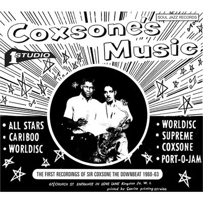 Various Artists: Coxsone's Music – The First Recordings Of Sir Coxsone The Downbeat 1960-63: Part A