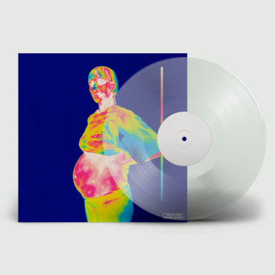 BROCKHAMPTON: Iridescence - Limited Edition Clear Double Vinyl LP