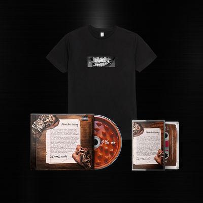 Potter Payper: Thanks For Waiting: CD, Cassette & T-Shirt
