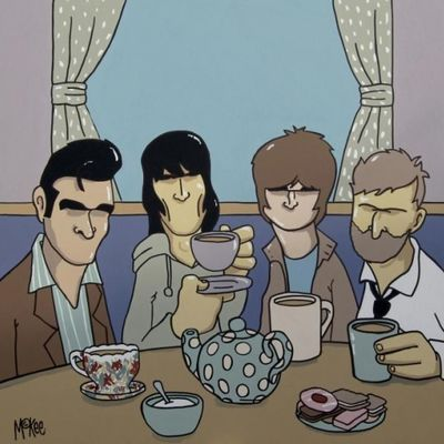 Pete McKee: Manchester Legends