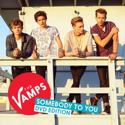 The Vamps: DVD