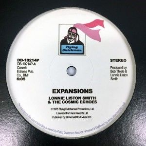 Lonnie Liston Smith & The Cosmic Echoes: Expansions / A Chance For Peace LP