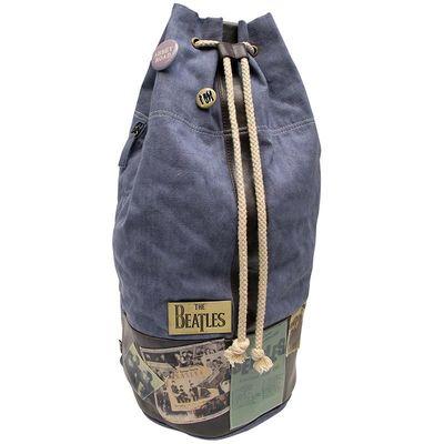 The Beatles: Tour Blue Duffle Bag