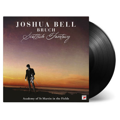 Joshua Bell: Joshua Bell - Bruch: Scottish Fantasy - LP