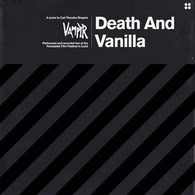 Death And Vanilla: Vampyr: Black & White Marbled Vinyl