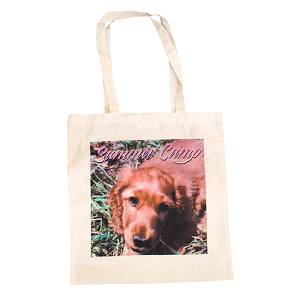 Summer Camp: Puppy Tote