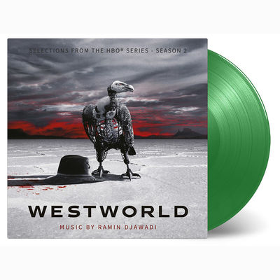 Ramin Djawadi: Westworld Season 2: Green Numbered Vinyl