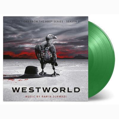 Ramin Djawadi: Westworld Season 2: Green Numbered Vinyl