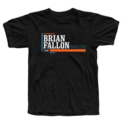 Brian Fallon: Pain Killers T-Shirt