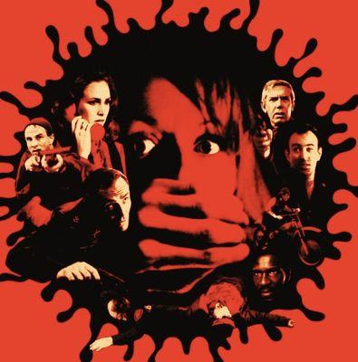 Alexander Blonksteiner: Cannibal Apocalypse: Red Vinyl