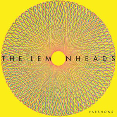 The Lemonheads: Varshons: Yellow Vinyl