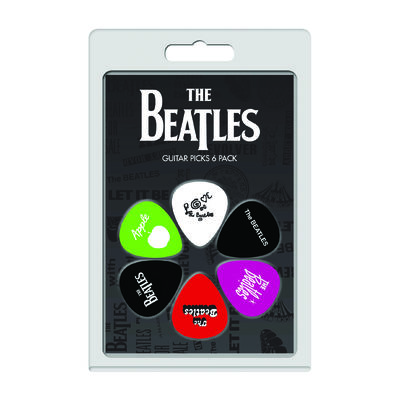 The Beatles: PERRI 6 PACK THE BEATLES PICKS