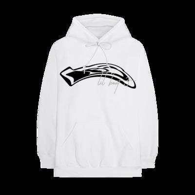Lil Yachty: LB3 ID WHITE HOODIE
