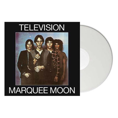 Television: Marquee Moon: White Vinyl
