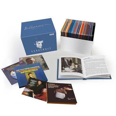 Vladimir Ashkenazy: Ashkenazy: The Complete Concerto Recordings