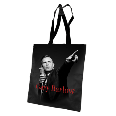 Gary Barlow: Photo Tote