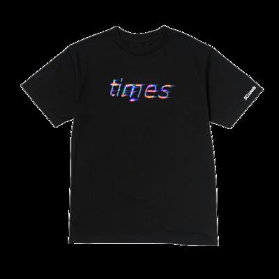 SG Lewis: SG Lewis Pixel Logo Black T-Shirt