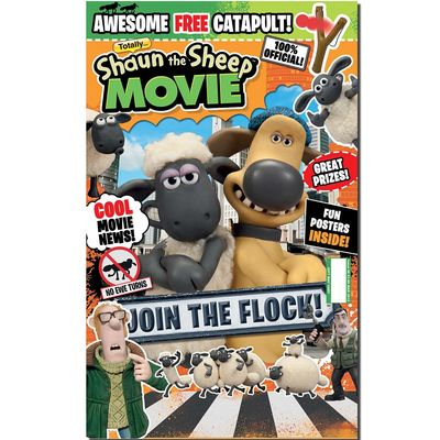 Shaun the Sheep: Shaun The Sheep Official Movie Magazine