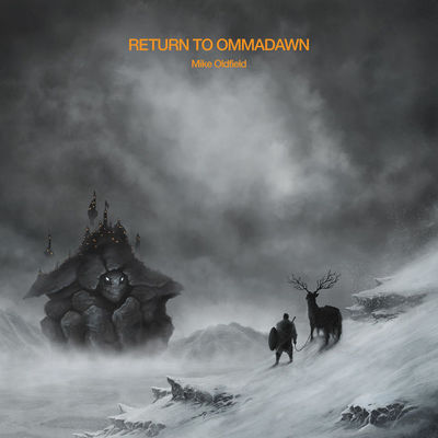 Mike Oldfield: Return To Ommadawn Limited Edition Print